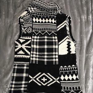 Adorable sweater vest